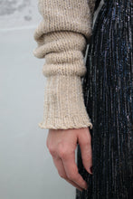 Laden Sie das Bild in den Galerie-Viewer, ♥︎ Glitzer Crop Strickpullover