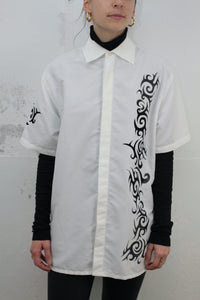 Weisses Tribal Shirt (Vintage)