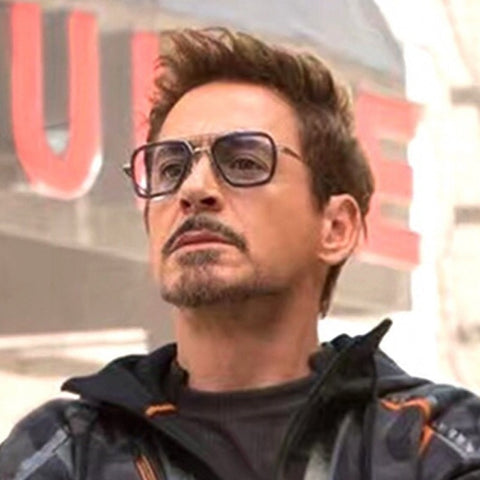 Male Steampunk Sunglasses Tony Stark Matsuda Sunglasses Retro Vintage UV400 ,Shopphe 36291e65e4