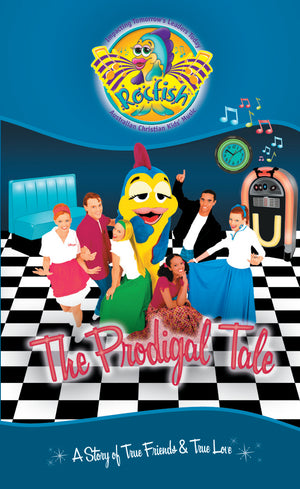 The Prodigal Tale - RocFish DVD