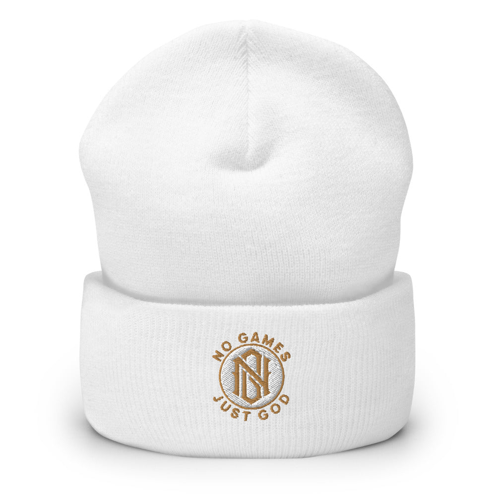 No Games Zest Cuffed Beanie