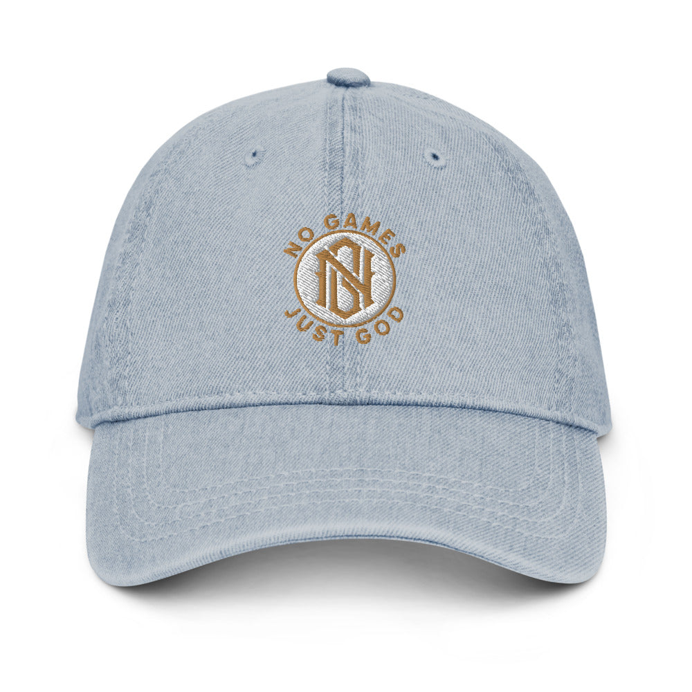 No Games Zest Denim Hat