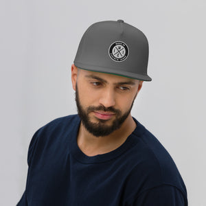 MICI Slim Flat Bill Cap