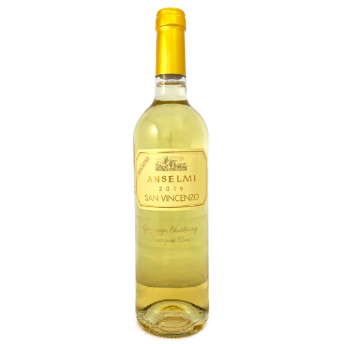 Anselmi San Vicenzo a dry fresh italian white blend - a declassified soave classico.