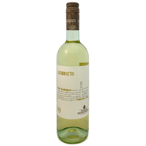 Barone Montalto organic cataratto from Sicily
