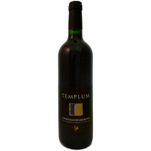 Cantina Gallura. Cannonau di Sardegna 'Templum' Full bodied Italian red wine from Sardenia