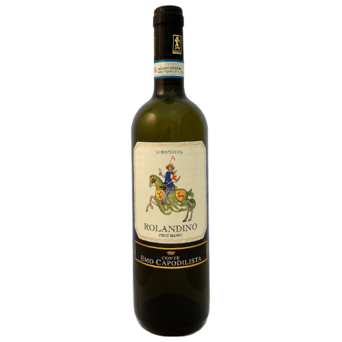 Capodilista Pinot Bianco Rolandino from La Montecchia in the Veneto