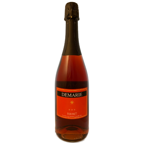 Demarie Birbet is a sweet sparkling red wine made from the Braccheto grape in Piemonte Italy