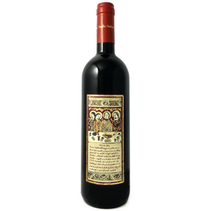 Emilio Bulfon Pecol Ros medium to full bodied dry red wine from the Friuli northeast Italy Piculit Neri, Refosco, Cjanorie and Forgiarin
