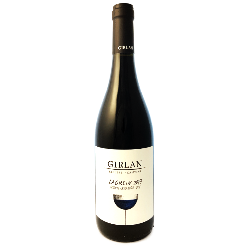 Girlan Lagrein, full bodied red wine from the Alto Adige aka Sudtirol