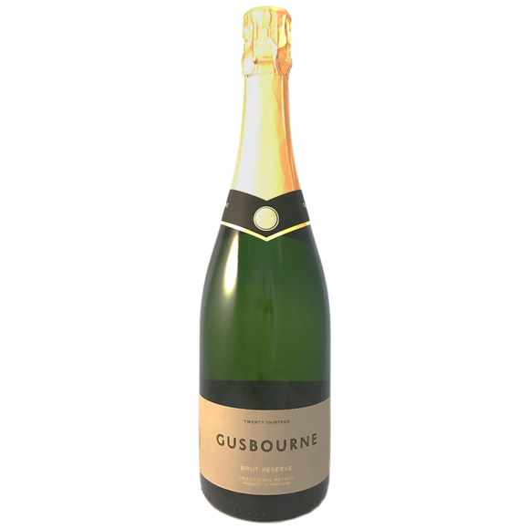 Gusbourne Estate. Brut Reserve Traditional Method English Sparkling Wine