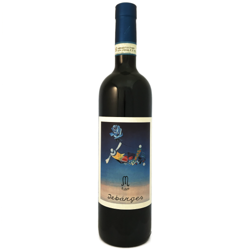 Le Marie Pinerolese DOC Nebbiolo  Debarges from Piemonte pleasing forward fruit and fine ripe tannins
