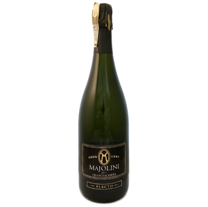 Majolini Franciacorta Vintage 2011 Traditional Method Chardonnay and Pinot Noir