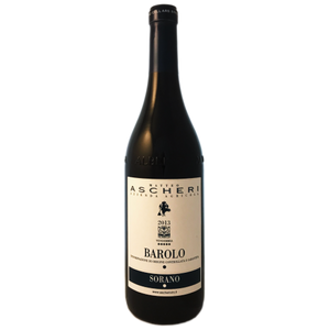 Matteo Ascheri Barolo Sorano 2012 Italian Full bodied red wine