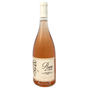 Monte Maletto. Rosato 'Rosa del Maletto' field blend dry rose from Carema