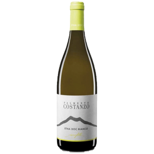 Palmento Costanzo Etna Mofete Bianco dry Sicilian white wine made from Carricante and Catarratto