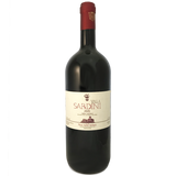 Villa Sardini. Lucchesi MAGNUM medium bodied dry red wine from Lucca, Tuscany