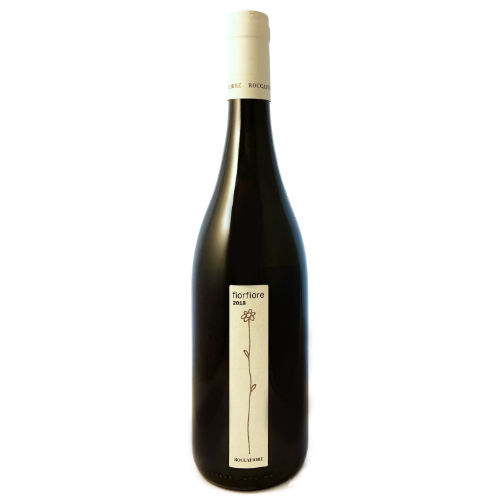 Roccafiore. Fiorfiore 2018, a tre bicchieri medium bodied dry Italian white wine made from certified Sustainable Agriculture farmed Grechetto di Todi