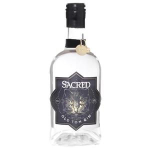 Sacred Microdistillery Hampstead London Old Tom Gin Traditional recipe