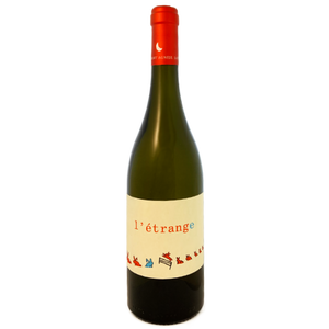 SantAgnese Vermentino L'Etrange Full bodied dry white (orange and skinsy) wine from Tuscany