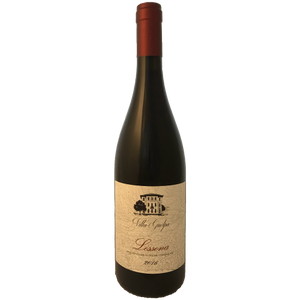 Villa Guelpa Nebbiolo grown in the Lessona DOC A medium bodied dry red wine from Alto Piemonte Italy