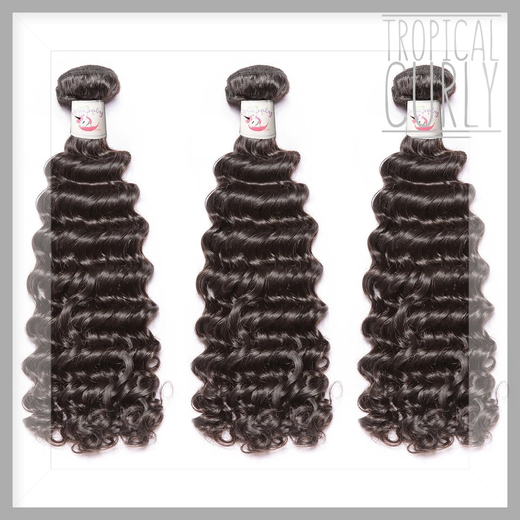 Peruvian Tropical curly 3 bundle deals