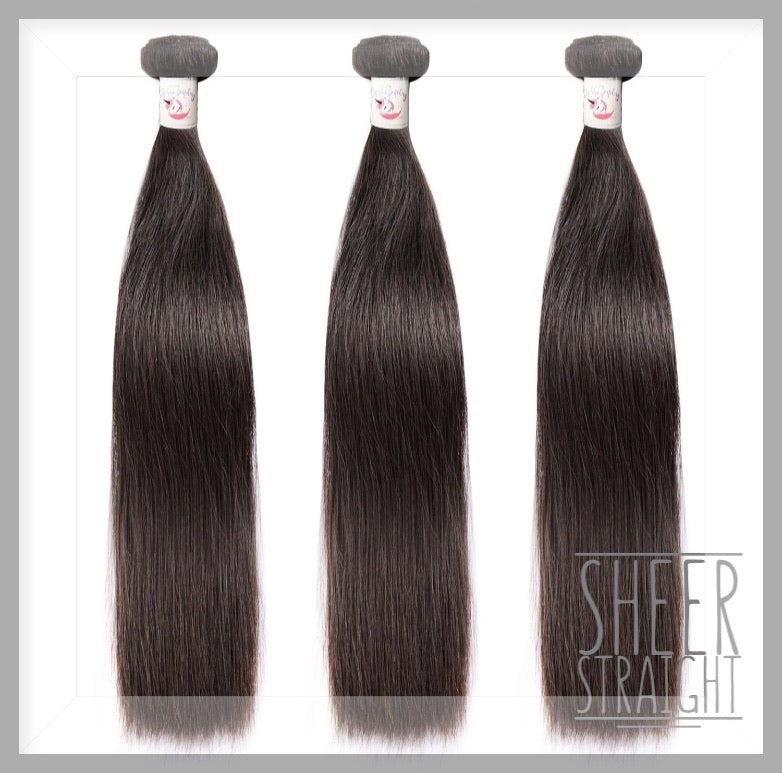 Sheer Straight 3 Bundle deal