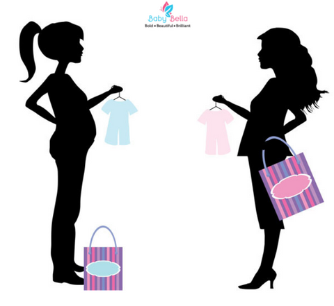 Newborn Baby Shopping