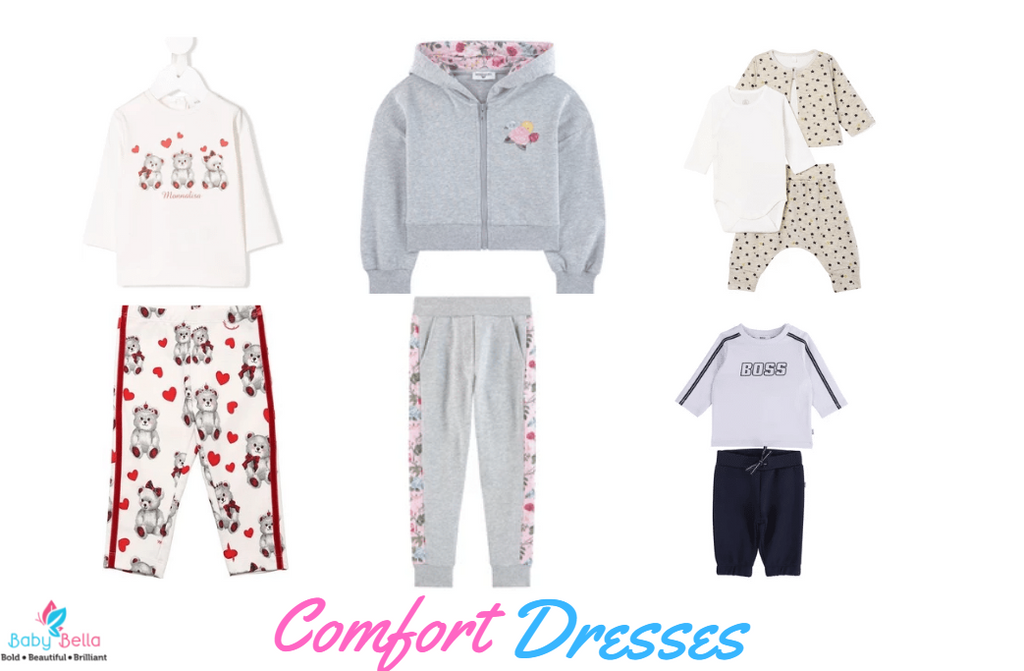 Comfortable Clothing for Babies