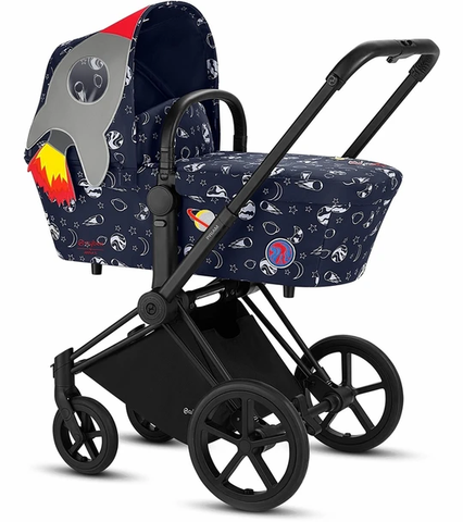 Cybex PRIAM Carry Cot Space Rocket