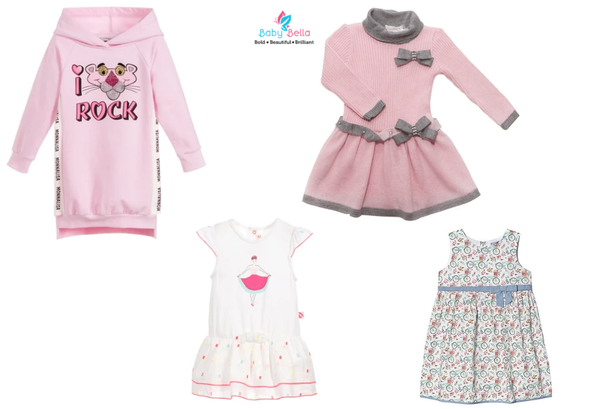 Get Comfortable Baby Girls Clothing