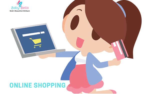 Online Shopping for Baby Products