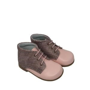 Pink Ankle Boots for Girls