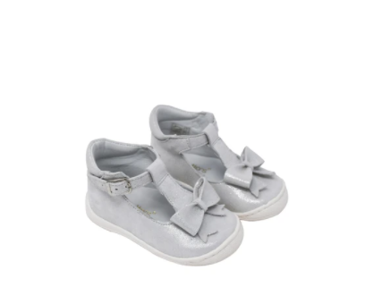 Shimmer T-Strap Mary Janes