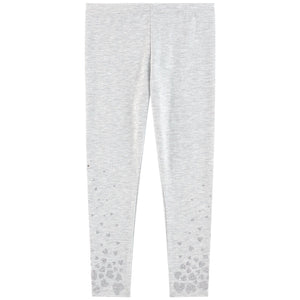 Billieblush Grey Fancy Leggings