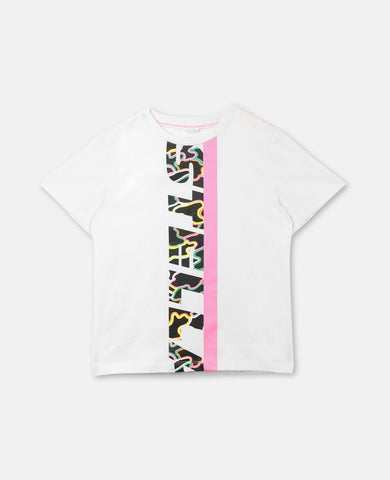 Stella McCartney Kids Sport Cotton T-Shirt