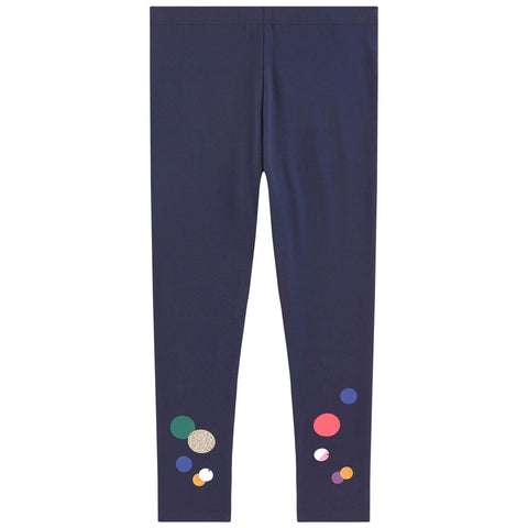 Billieblush Fancy Leggings Navy
