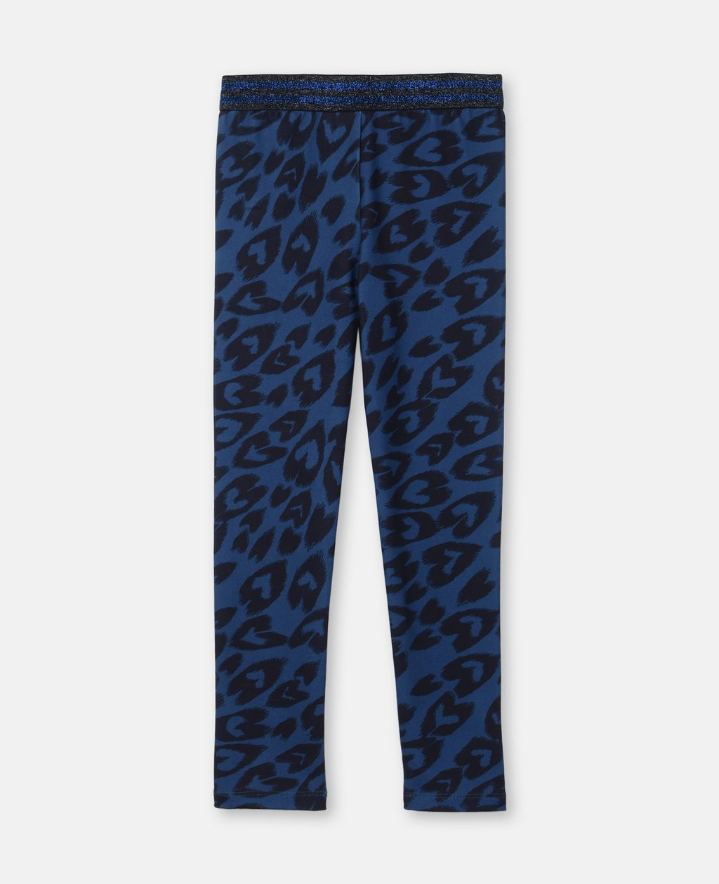 Stella McCartney Tula Heart Print Athletic Leggings