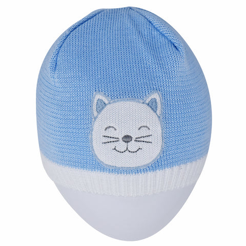 Bimbalo Blue Cat Hat