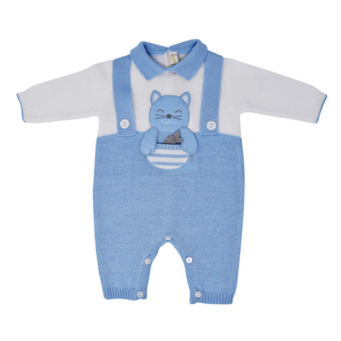 Bimbalo Fisherman Cat Playsuit