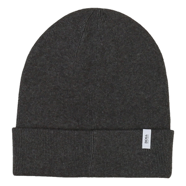 BOSS Kids Boys Cotton Knitted Hat
