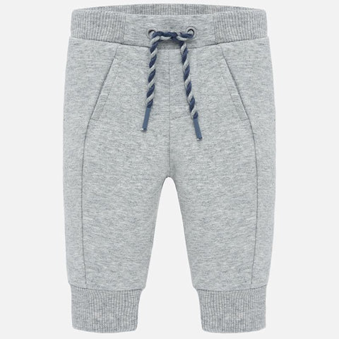 Mayoral Baby Boy Grey Sweatpants