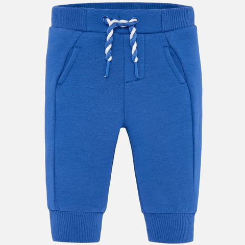 Mayoral Baby Boy Blue Sweatpants
