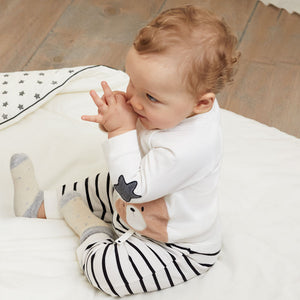 Mayoral Boy Trouser Set Beige