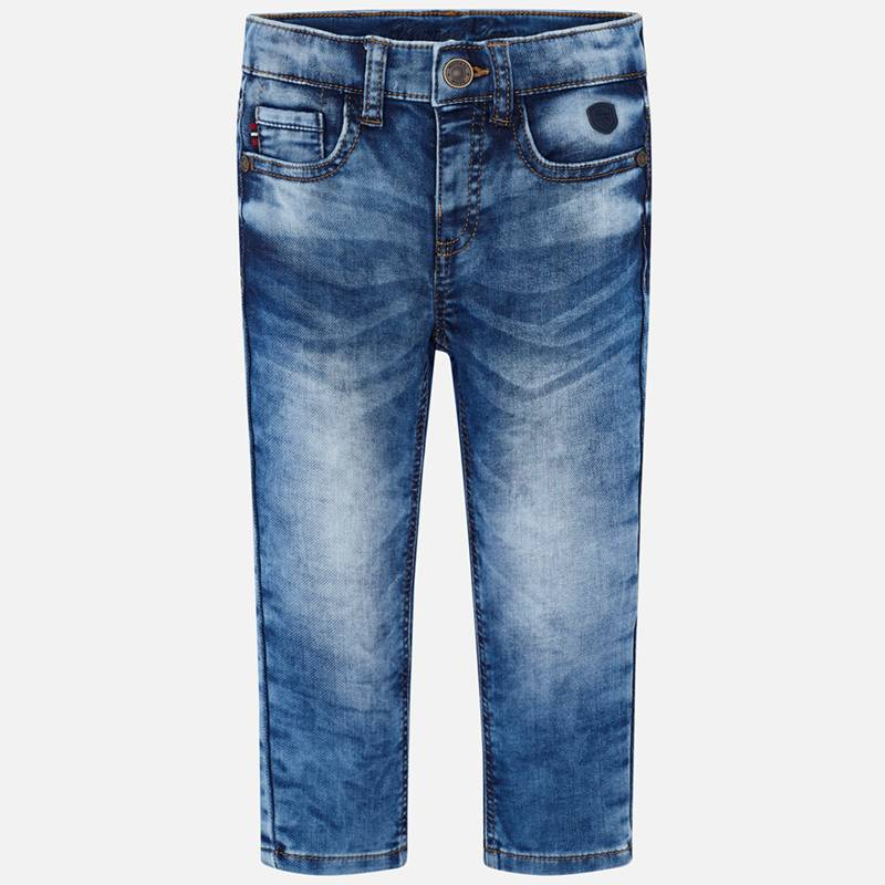 Mayoral Baby Basic Denim Pants