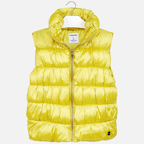 Mayoral Girls Puffer Gilet