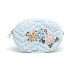 Monnalisa Girls Blue Belt Bag