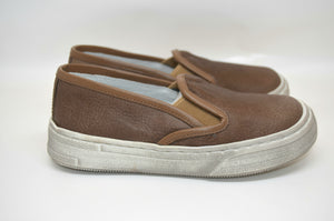 Geppettos Spanish Leather Slip-Ons