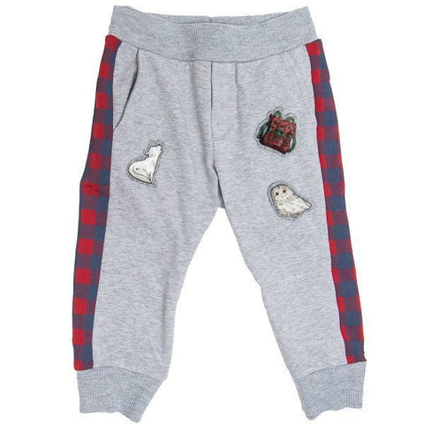 Monnalisa Baby Boy Sweatpants