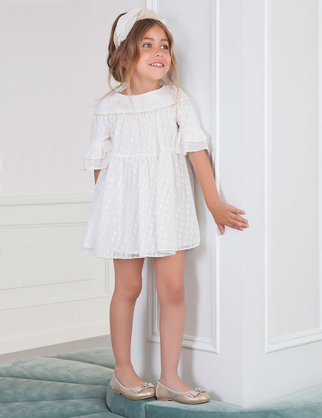 Abel & Lula Girls Fantasy Shimmer Dress